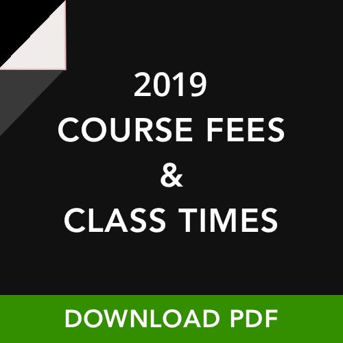 Courses & Prices 2019 - Arena School of English